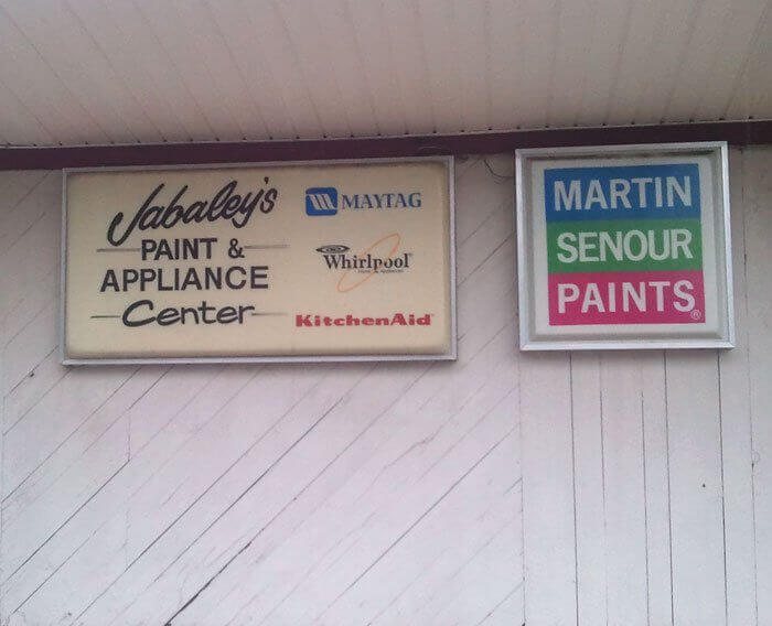 Jabaley's Paint and Appliance Center